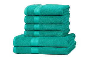 primer lavado toallas
