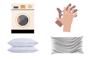 【 Cómo Lavar Almohadas  】🥇 Guía 2021 Sencilla シ y Segura