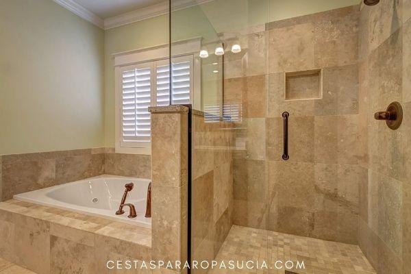 interiorismo baños pequeños